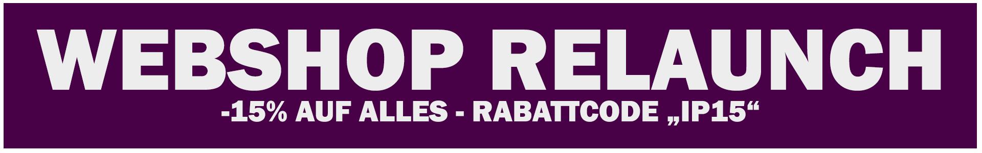 Relaunch Banner