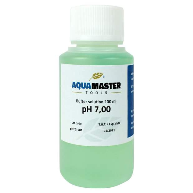 Aqua Master Tools 100 ml Buffer Solution pH 7.00
