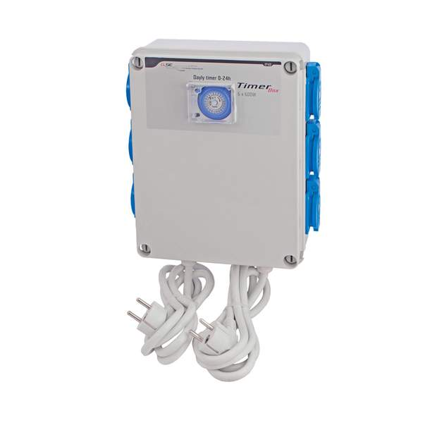 GSE (1Phase) Timer Box 2 6x600W