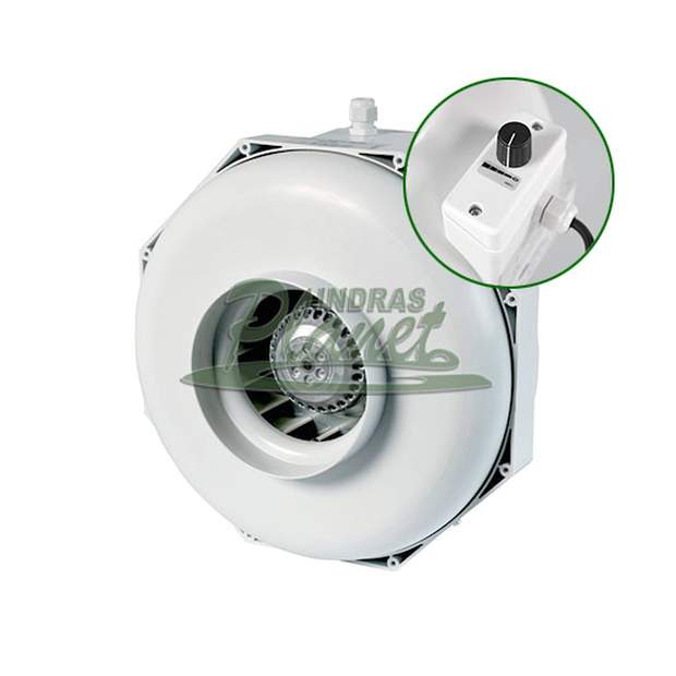Can-Fan RK 125LS 370 m³/h Rohrventilator
