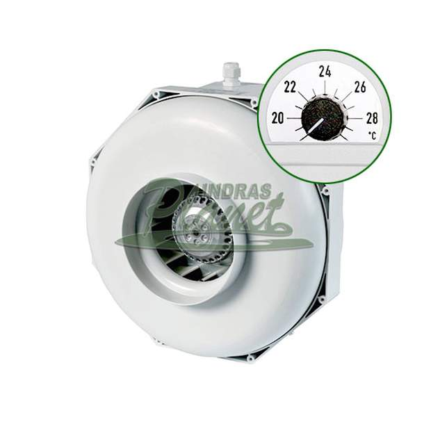 Can-Fan RKW 125L 370 m³/h Rohrventilator