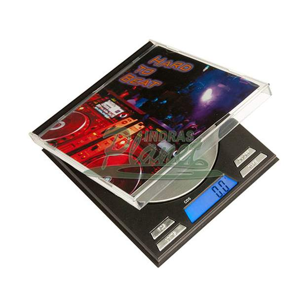 CD Cover Waage 100g/0,01g