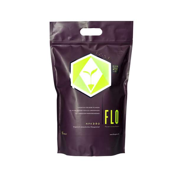 FLO Organics Superfood All-in-One 5L