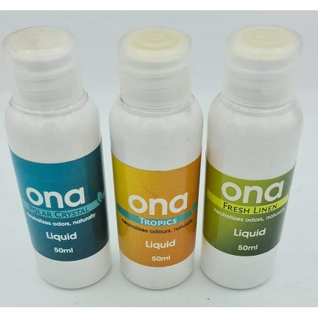 ONA Liquid 50ml Fresh Linen