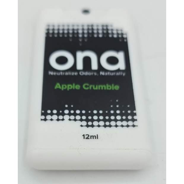 ONA Mini 12ml Spray Karte Apple Crumble
