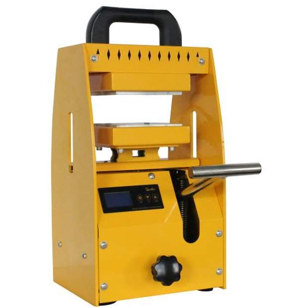 QNUBU Rosin Press Pro Hydraulic 6t