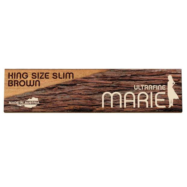 Marie King Size Slim Brown